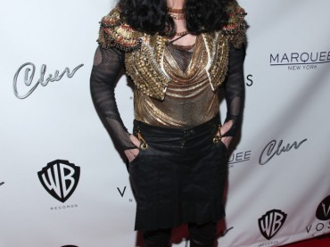 Cher al Marquee di New York per il GAY PRIDE  – foto e video