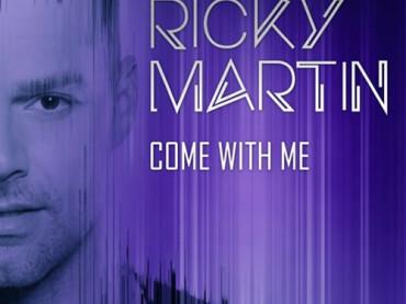 'Come With Me' di Ricky Martin: ecco tutta la canzone