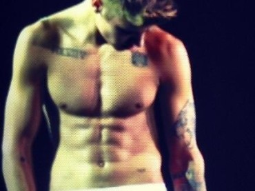 Muscle Justin Bieber