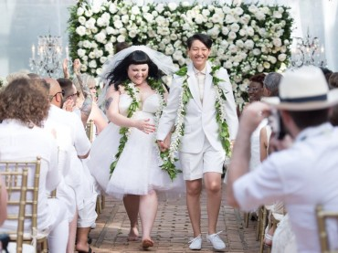 Beth Ditto si è sposata