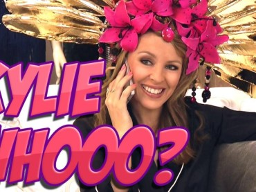 KYLIE WHOOO? – Charlie Hides con la VERA Kylie – il video