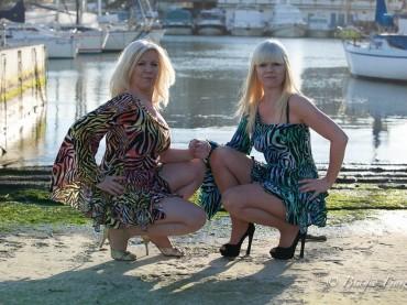 BLONDESISTERS: fate largo alle nuove sorelle del pop con DICO CHE NO