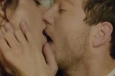 Matt Cardle e Melanie C con Loving You – video ufficiale con pomiciata