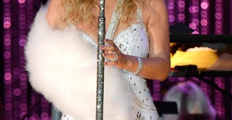 W i gessi favolosi di Mariah Carey