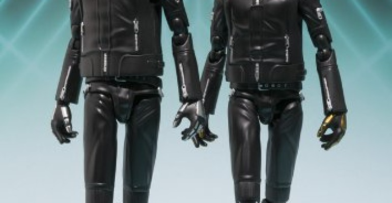 I Daft Punk e le action figure dell'anno