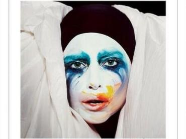 Applause di Lady Gaga: ecco la cover ufficiale