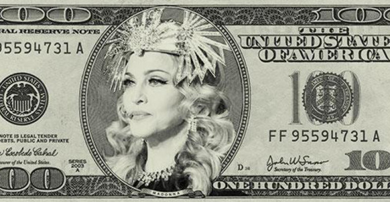 Madonna REGINA dei dollari: battuto Michael Jackson – ecco la Top 50 dei 'patrimoni musicali'
