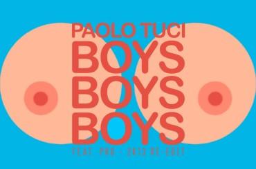 Paolo Tuci sfida Sabrina Salerno: arriva la 'sua' BOYS BOYS BOYS