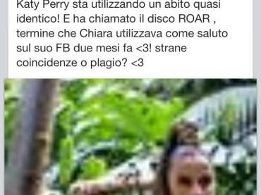 Katy Perry copia Paola e Chiara?