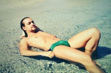 Valerio Scanu ancora una volta Sirenetto al mare