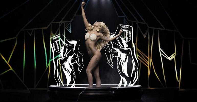 APPLAUSE di Lady Gaga: ecco il VIDEO ufficiale