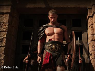 Kellan Lutz è Hercules – la foto