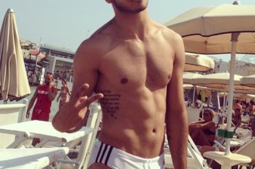 Giuseppe Gioffrè di Amici hot su Instagram