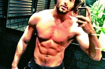 Jesus Luz s'è fatto er fisichetto (by Instagram)