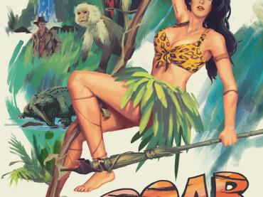 Katy Perry come Tarzan per ROAR – ecco il POSTER del VIDEO