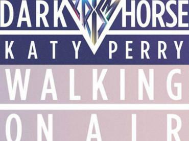 Dark Horse vs. Walking on Air: scegli il prossimo singolo di Katy Perry