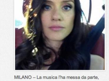 Chiara Iezzi si fa mora e diventa ITALIANA (WTF?!?)