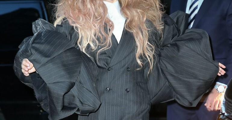Fashion Magazine Awards: è Lady Gaga SHOW