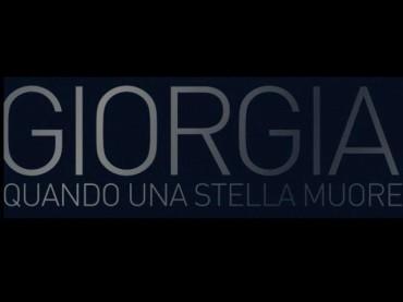 Quando una stella muore – Giorgia in radio dal 4 ottobre – l'album il 5 novembre