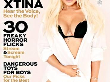 Christina Aguilera zinnona pazzesca su MAXIM – la preview VIDEO + cover