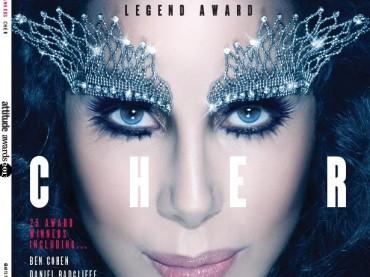Cher ICON Legend per Attitude Magazine – video + discorso