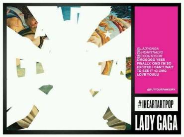 Lady Gaga come la Venere di Botticelli per Artpop – ecco la cover