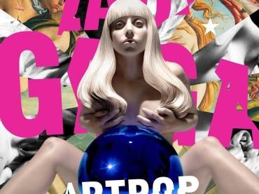 Artpop di Lady Gaga – ecco la tracklist completa + lyric video di AURA