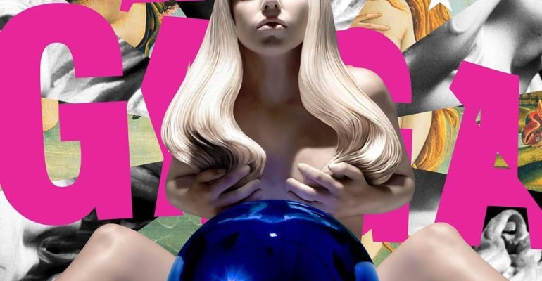 Artpop di Lady Gaga – ecco la copertina