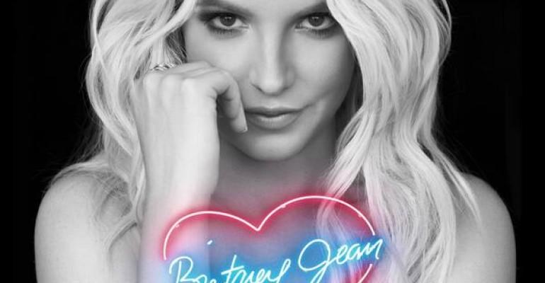 Britney Jean: ecco la cover dell'album  di Britney Spears