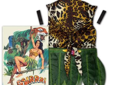 Carnevale 2014 – tutti mascherati da Katy Perry versione Tarzan