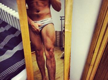 Louis Smith se lo tiene su Instagram