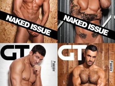 Gay Times spoglia i 'reginetti' della TV inglese