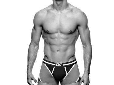 CR7 – campagna ufficiale per le mutande di Cristiano Ronaldo