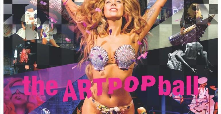 Artpop Tour – Lady Gaga a Milano il 4 novembre 2014. Ancora Mediolanum Forum