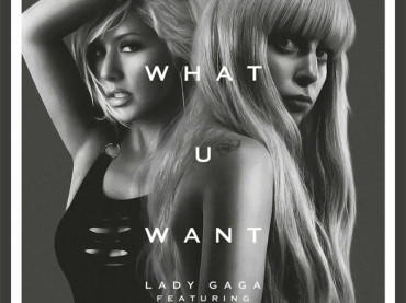 "Lady Gaga ft. Christina Aguilera con ""Do What You Want""  – singolo in vendita il 1° gennaio"