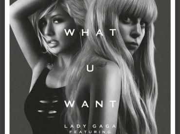 "Lady Gaga ft. Christina Aguilera con ""Do What You Want""  – singolo in vendita il 1° gennaio"