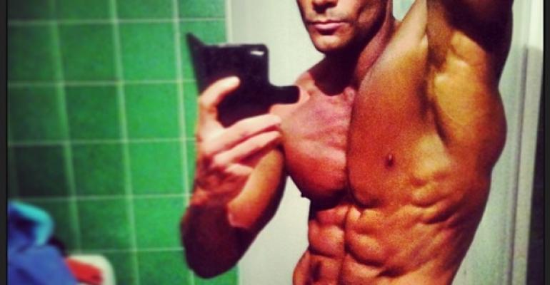 Amici di Maria crescono – Marco Gandolfi Vannini super palestrato su Instagram