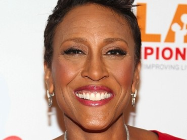 Robin Roberts di Good Morning America fa coming out su Facebook