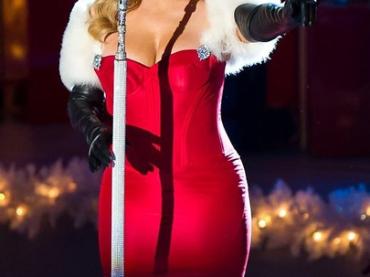Mariah Carey LIVE al Rockefeller Center per 'accendere' il Natale 2013