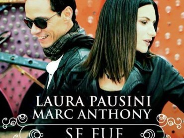 Laura Pausini con Se Fué feat. Marc Anthony  – VIDEO UFFICIALE