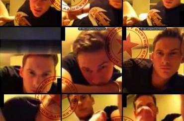 Lee Ryan dei Blue si masturba su Skype – le foto e il VIDEO vietato ai minori di 18 anni