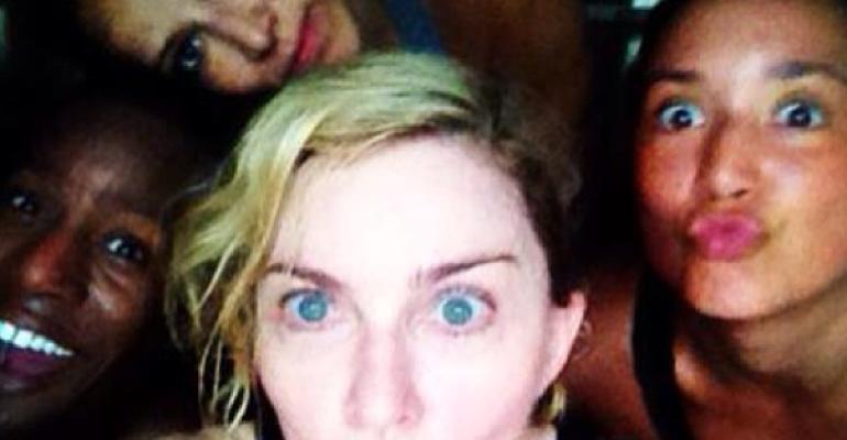 Madonna chiede aiuto ad Adele – famo na ballad insieme?