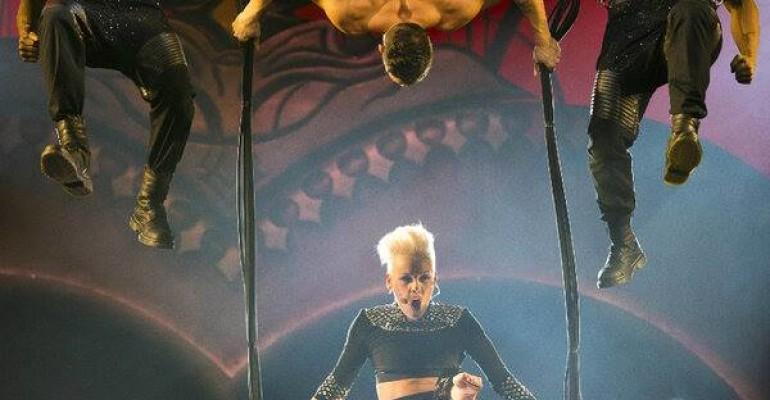 Oscar 2014 a sorpresa: sul palco anche Pink