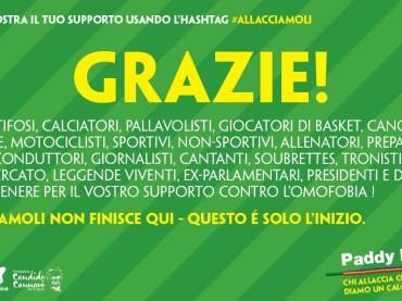 Daniele Dessena 'eroe' del calcio italiano contro l'omofobia – intervista Tg1