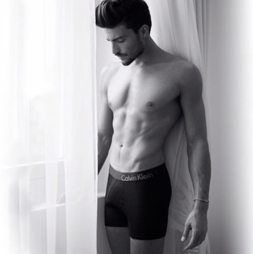 Mariano Di Vaio  il fashion blogger e modello italiano super sexy