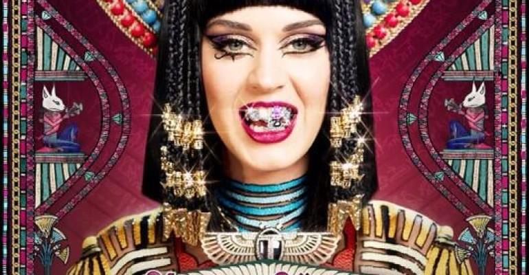 Dark Horse di Katy Perry – il poster ufficiale