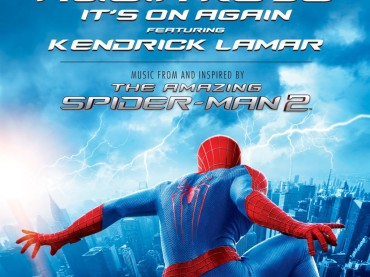 Alicia Keys ft. Kendrick Lamar con It's On Again per The Amazing Spider-Man 2