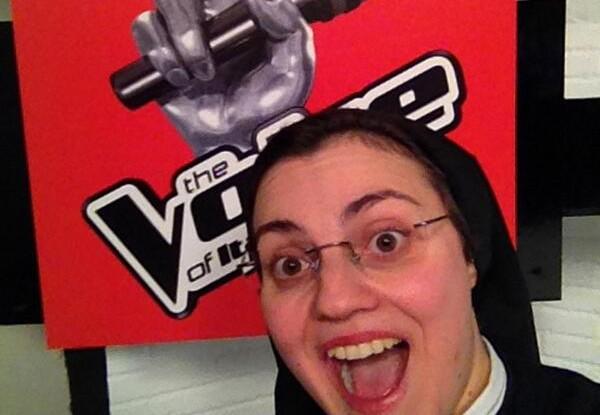 The Voice of Italy 2: tutti pazzi di Suor Cristina