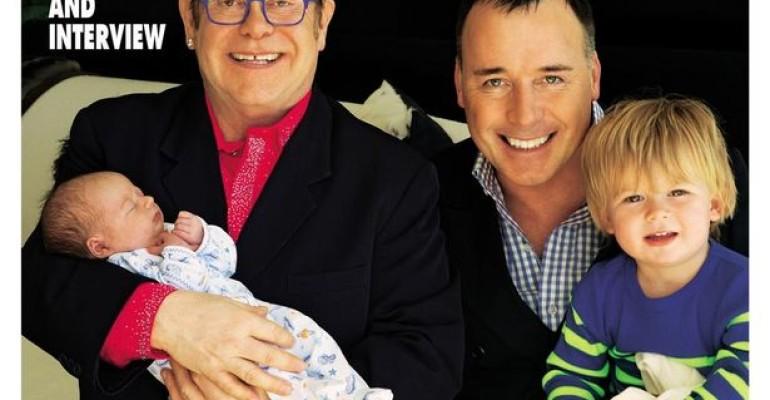 Elton John e David Furnish si sposano: canta Lady Gaga?