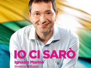 Roma Pride 2014 – Ignazio Marino aprirà il corteo: arriva la settimana rainbow